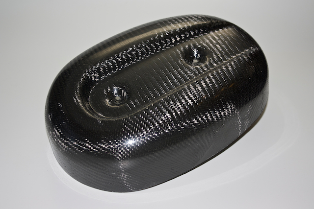 Carbon Fiber Air Filter Cover