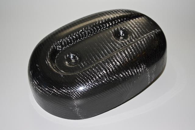 Carbon Fiber Air Filter Cover